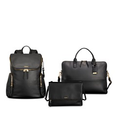 Tumi - Voyageur Leather Luggage Collection