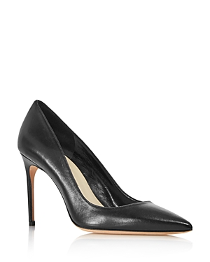 Brian Atwood WOMEN'S VALERIE POINTED-TOE PUMPS