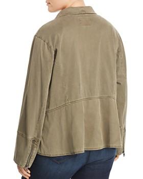 Lucky Brand Plus - Vicky Utility Jacket