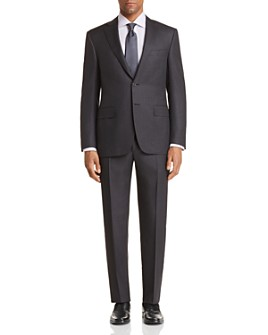 Canali - Siena Birdseye Classic Fit Suit