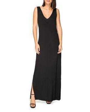 B Collection by Bobeau Destiny Twist-Back Maxi Dress