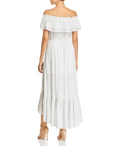 Lost and Wander - Kiara Off-the-Shoulder Maxi Dress