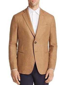 Emporio Armani - Wool-Cashmere Regular Fit Sport Coat
