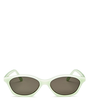 Illesteva Women's Vilma Square Sunglasses, 52mm