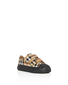004ecea95 Burberry - Girls' Vintage Check Sneakers - Walker, Toddler ...