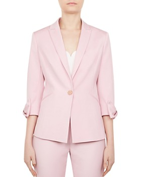 Ted Baker - Toply Bow-Detail Blazer