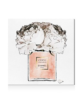 Oliver Gal - Spring Peony Bouquet Canvas Art