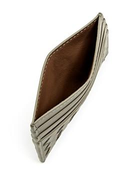 Bottega Veneta - Woven Leather Card Case