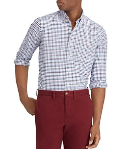 Polo Ralph Lauren - Polo Plaid Oxford Classic Fit Shirt