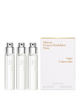 Maison Francis Kurkdjian - Aqua Universalis forte Travel Spray Refill Set