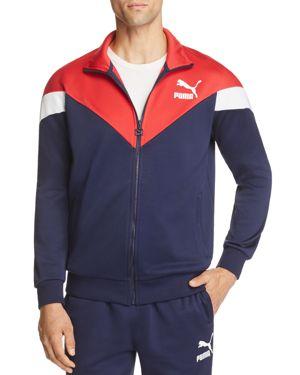Puma Mcs Color-Block Track Jacket