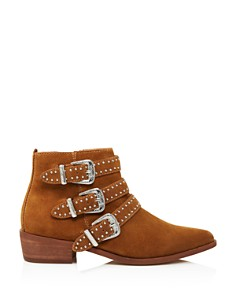 AQUA - Women's Blane Western Booties - 100% Exclusive