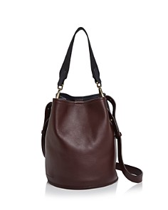 Creatures of Comfort - Small Leather Bucket Bag