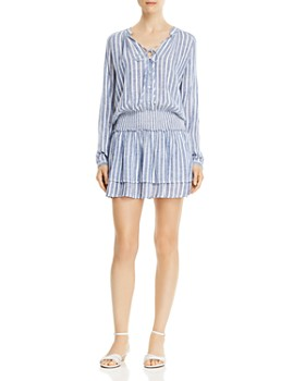 Rails - Jasmine Tiered Striped Dress