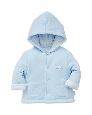 Little Me Boys Reversible Dino Jacket  Baby