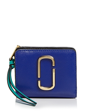 Marc Jacobs Snapshot Mini Leather Wallet