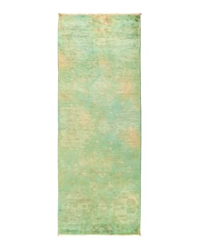 "Solo Rugs - Vibrance 15 Area Rug, 3' x 8'4"""