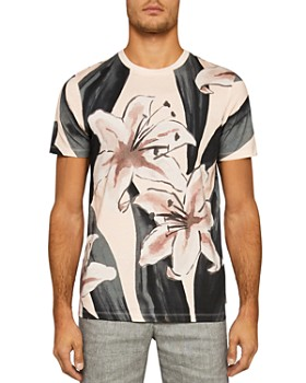 Ted Baker - Milions Floral Placement Tee