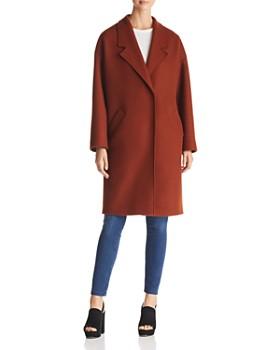3ecda93d1654 Kendall + Kylie - Drop Shoulder Coat ...