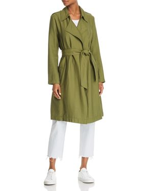 THE FIFTH LABEL CREW TRENCH COAT
