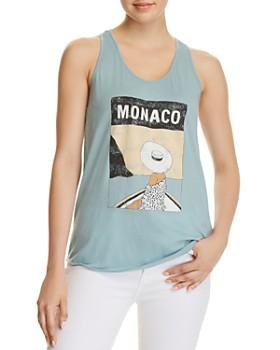 Michelle by Comune - Monaco Racerback Muscle Tank - 100% Exclusive