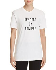 Knowlita - New York Or Nowhere Tee