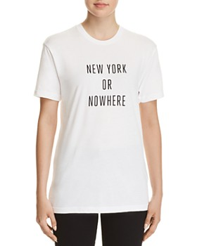Knowlita - New York Or Nowhere Tee