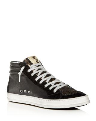 P448 Women's A8 Skate Leather \u0026 Suede