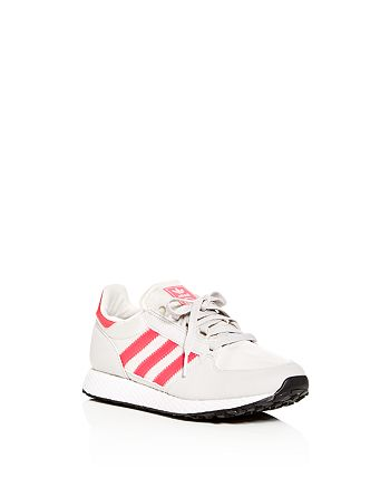 Adidas - Girls' Forest Grove Lace Up Sneakers - Big Kid