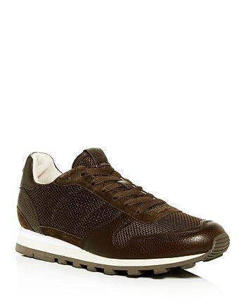COACH - Men's C118 Lace Up Sneakers