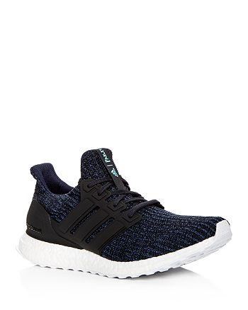 185bf8e16 Adidas - Men s Ultraboost Parley Knit Lace Up Sneakers