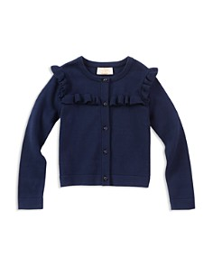 kate spade new york Girls' Ruffled Cardigan - Baby - Bloomingdale's_0
