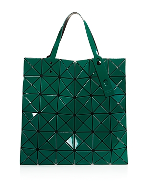 Issey Miyake Lucent Two-Tone Tote