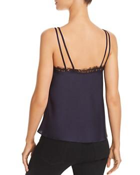 Lucy Paris - Lace-Trim Camisole