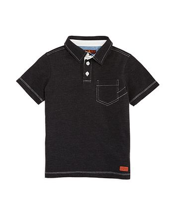 7 For All Mankind - Boys' Knit Polo - Big Kid