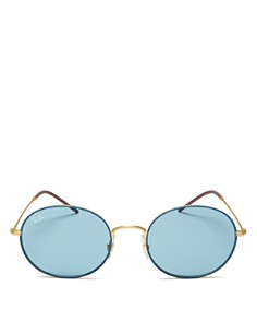 Ray-Ban - Women's Youngster Round Sunglasses, 53mm