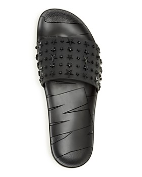 Jimmy Choo - Men's Rey Slide Sandals