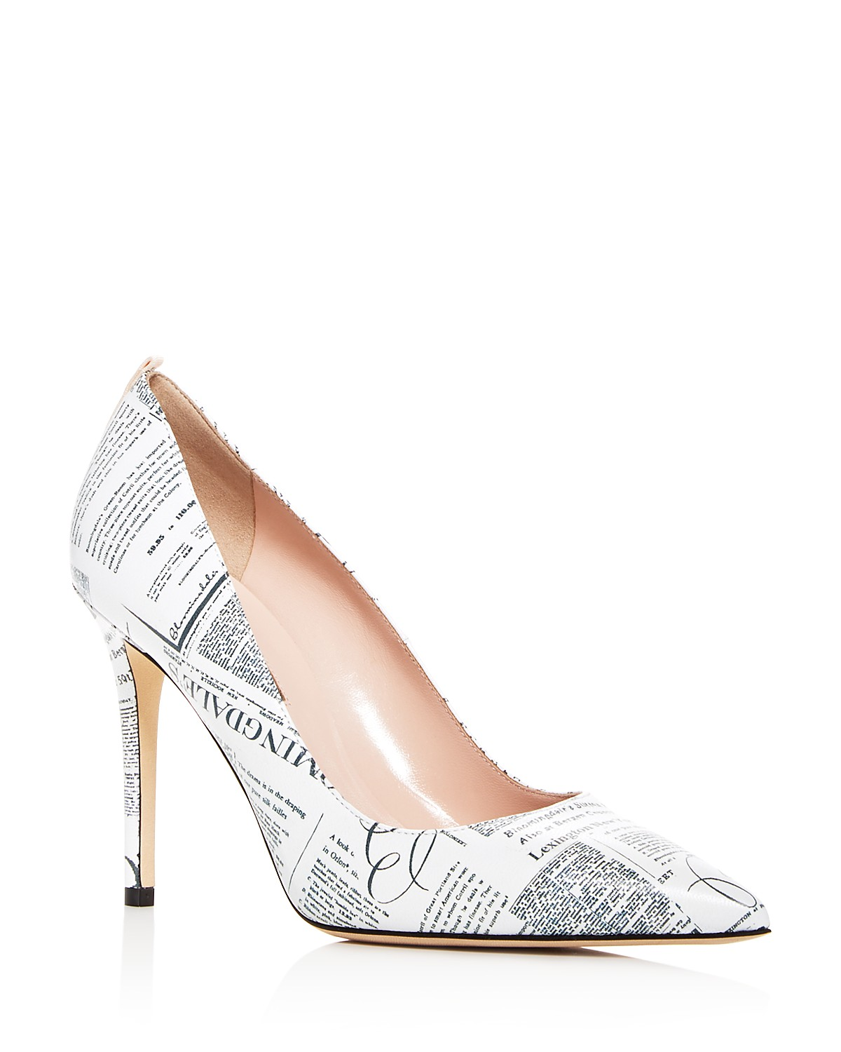 Extremely Outlet Deals Sjp Women's Fawn Bloomingdale's Leather Pumps - 100% Exclusive Discount Clearance Outlet Sast The Best Store To Get doo6vu