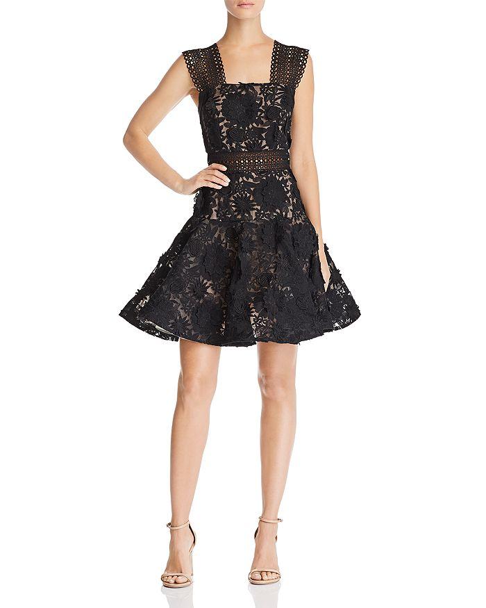 BRONX AND BANCO - Mishka Floral Lace Dress