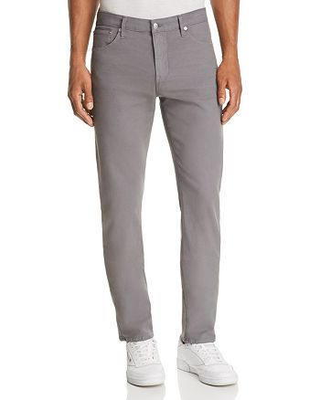 S.M.N Studio - Hunter Standard Slim Fit Jeans in Moonstone