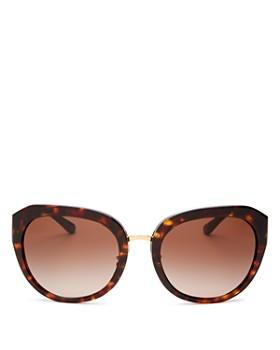 864f7049cb Tory Burch - Women s Reva Round Sunglasses