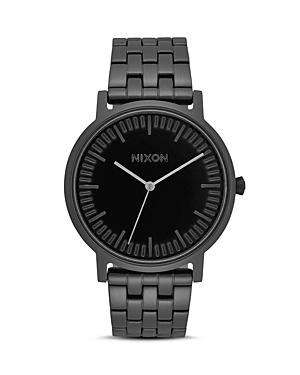 Nixon Porter Black Watch, 40mm