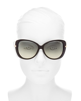 Tom Ford - Women's Linda Oversized Sunglasses, 59mm
