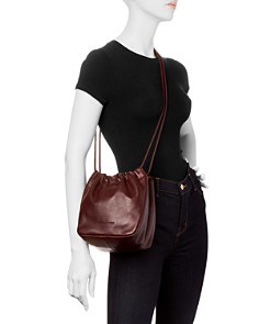 Creatures of Comfort - Mini Patent Leather Pint Bag