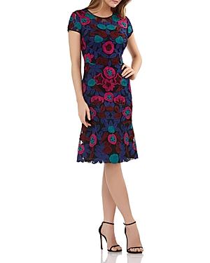 Js Collections Ribbon Embellished Dress