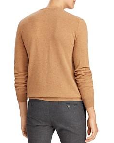 Polo Ralph Lauren - Washable Cashmere Crewneck Sweater
