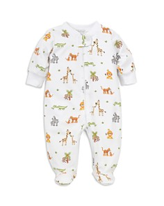 Kissy Kissy Boys' Safari-Animal-Print Zip Footie - Baby - Bloomingdale's_0