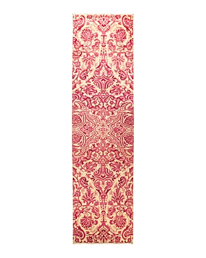 Solo Rugs Eclectic 3 Hand-Knotted Runner Rug, 2' 9 x 10' 4