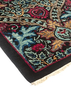 """Solo Rugs - Eclectic 6 Hand Knotted Runner Rug, 2' 6"""" x 17' 2"""""""