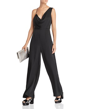 Keepsake - Romance Asymmetric Jumpsuit